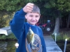 Jack and bluegill